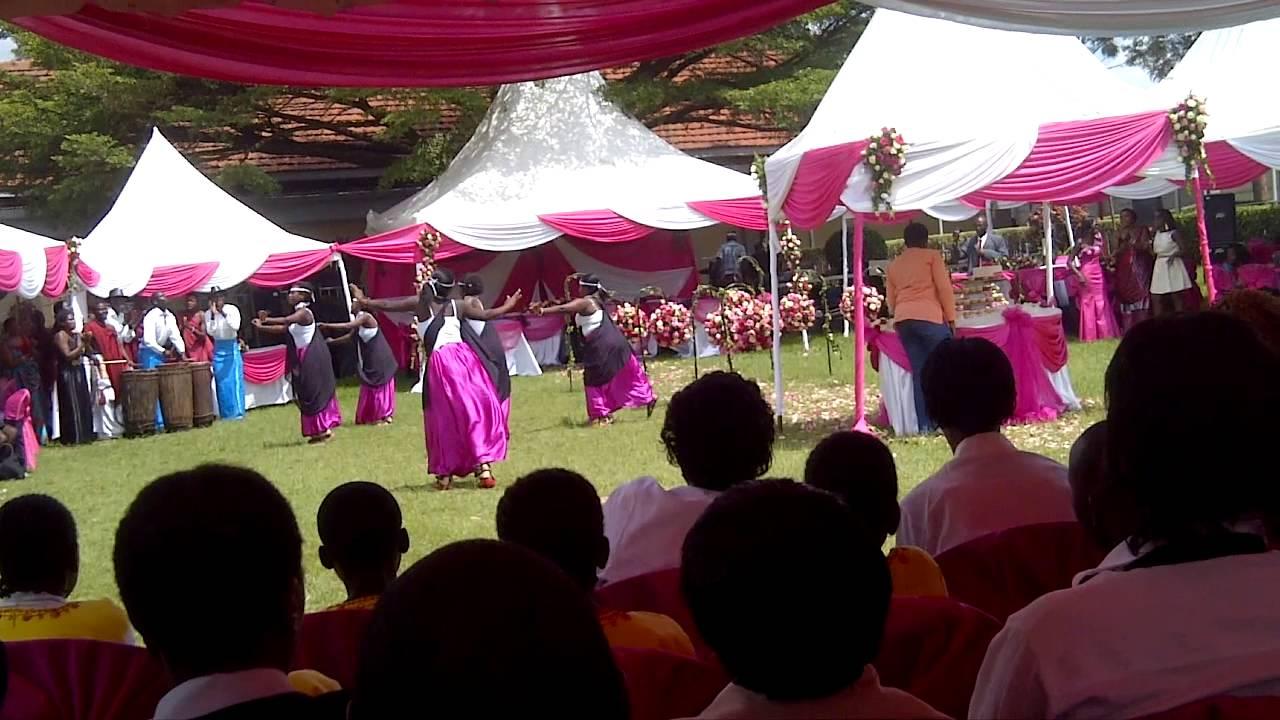 Rwandese wedding ceremony youtube junglespirit Image collections