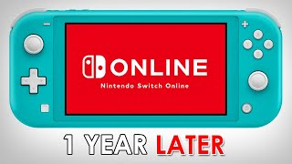 Nintendo Switch Online A Year On