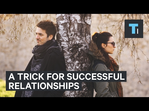 Dating expert reveals trick for more successful relationships