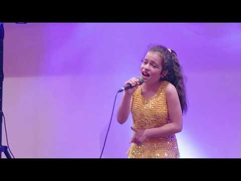 Alina Popa (10 ani) - Constantine, Constantine (Feli LIVE COVER)