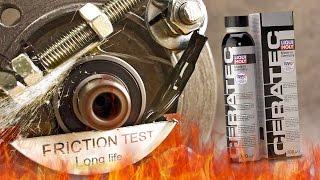 Ceratec Liqui Moly Czy naprawdę działa? Test tarcia