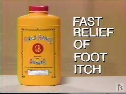 Gold Bond Medicated Powder Commercial 1996