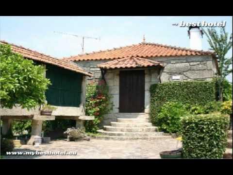 Quinta de santo ant nio turismo rural minho casas - Casas rurales portugal ...
