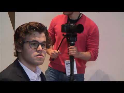 Round 1 - 2017 GRENKE Chess Classic