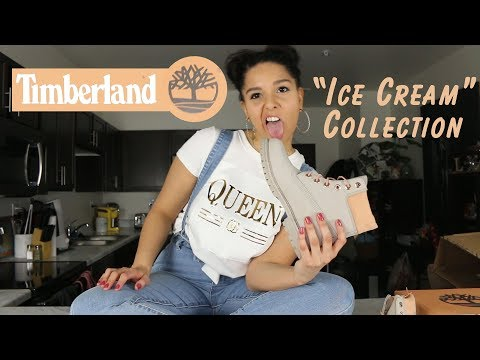 """Timberland """"Ice Cream"""" Collection 