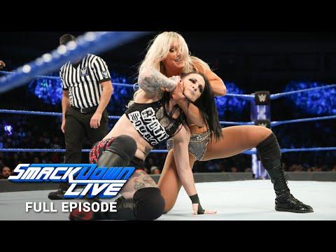WWE SmackDown LIVE Full Episode, 16 January 2018