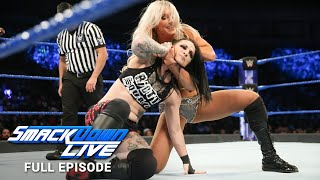WWE SmackDown LIVE Full Episode, 16 January 2018