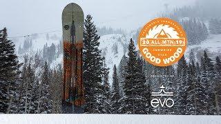 Hightide MFG Grease Gun Review: Men's All-Mountain Winner – Good Wood Snowboard Test 2018-2019