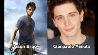 Far Cry 3-Персонажи и актёры