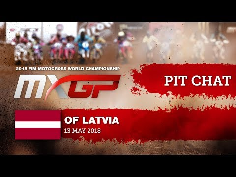 Pit Chat with Todd Waters MXGP of Latvia   Kegums 2018 #motocross