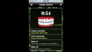 Tooth Camp - Tooth Brushing App For Grown Ups