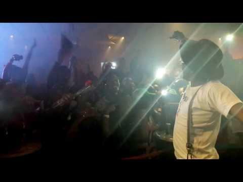 Ifani live performance at lethabong lounge
