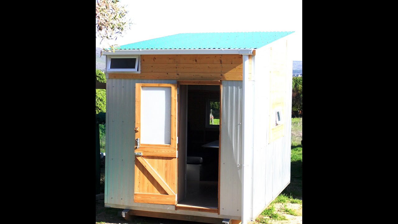 tiny homes south africa youtube