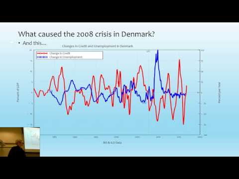 Copenhagen 2017 Macroeconomics of BOMD Bank Originated Money and Debt