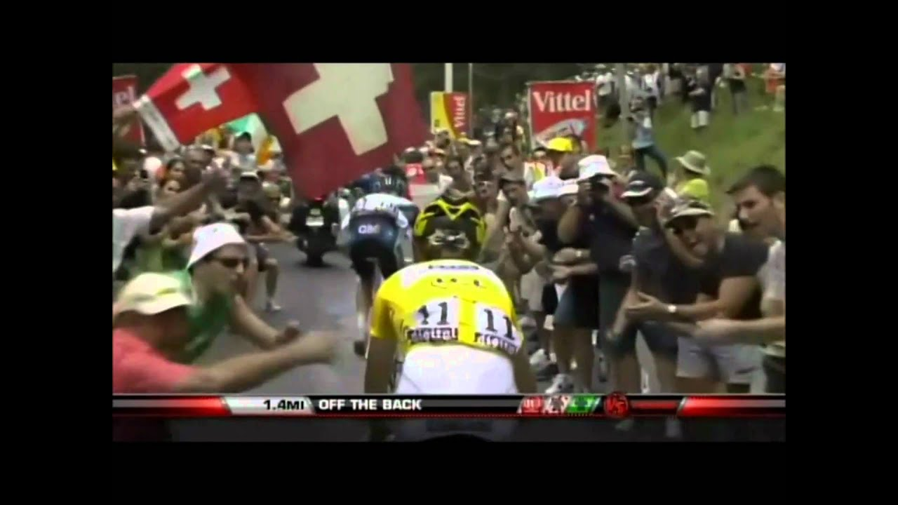 Tour De France (2010) Stage 12 Highlights And Final Kilometres