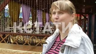 Стеносшибательная зачистка - Автозаводский парк культуры освобождают от некультурных заведений.