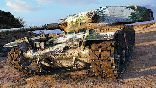 T95/FV4201 Chieftain - Unstoppable Warrior - World of Tanks Gameplay