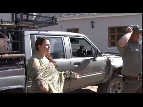 Austin & Nicole on Safari   South Africa