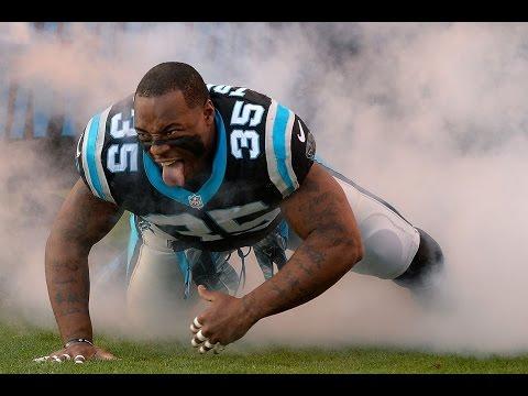 """Mike """"Toldozer"""" Tolbert ᴴ ᴰ Carolina Panthers Highlights"""