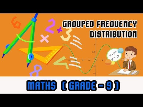 Measurement of Central Tendency | Grouped Frequency Distribution | Extra Questions | Part 1