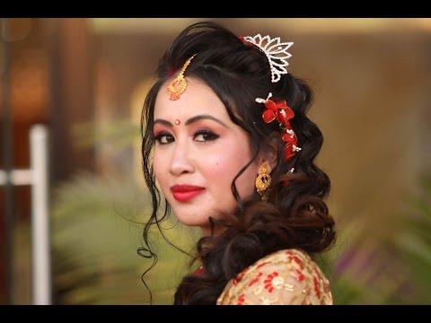 Nepali wedding video Bikash and laxmi ネパールの 結婚式