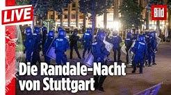 🔴 Randale in Stuttgart: Das sagt Seehofer zu der Nacht der Schande | BILD Live