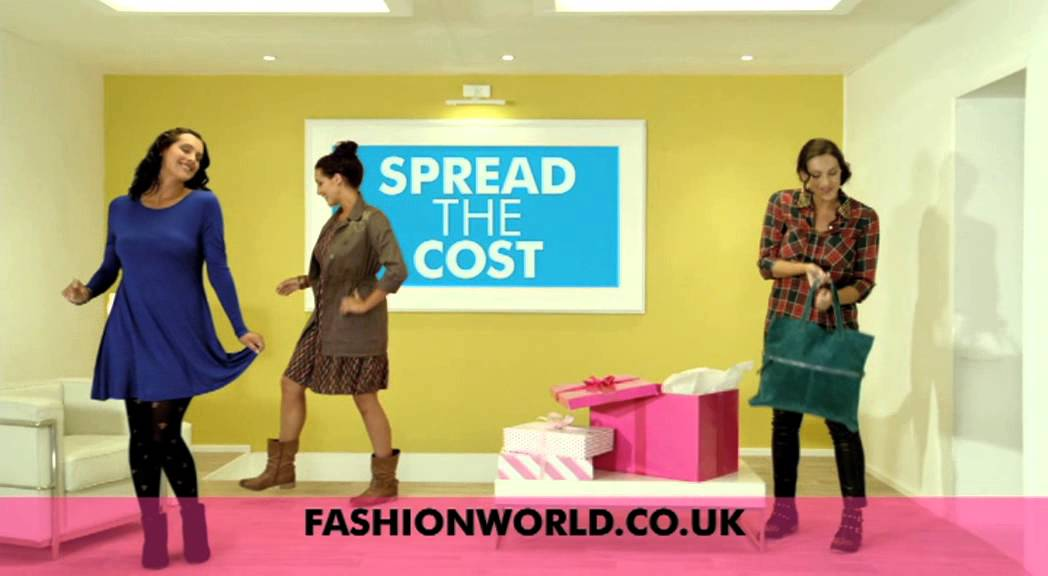 Download Fashion World 'Clever Clothes Shop' DRTV Advert starring Katie Green: Long version
