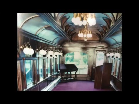 Interesting USA President's Train | American Presidential All-in-One Unique Luxury Train