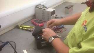 How to Replace WORX WA3216 MOWER batteries