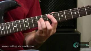 GUITAR THEORY: Arpeggio Swaps - Common Tone Use