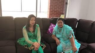 Tv Serial De Pange | Latest Punjabi Funny Video | Mr Sammy Naz | Tayi JI Surinder Kaur