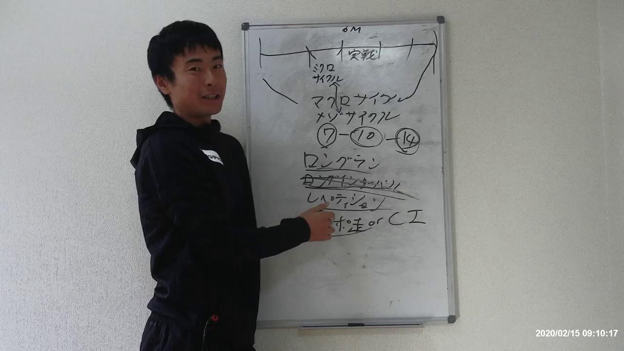 適切なトレーニングプログラムの作り方3