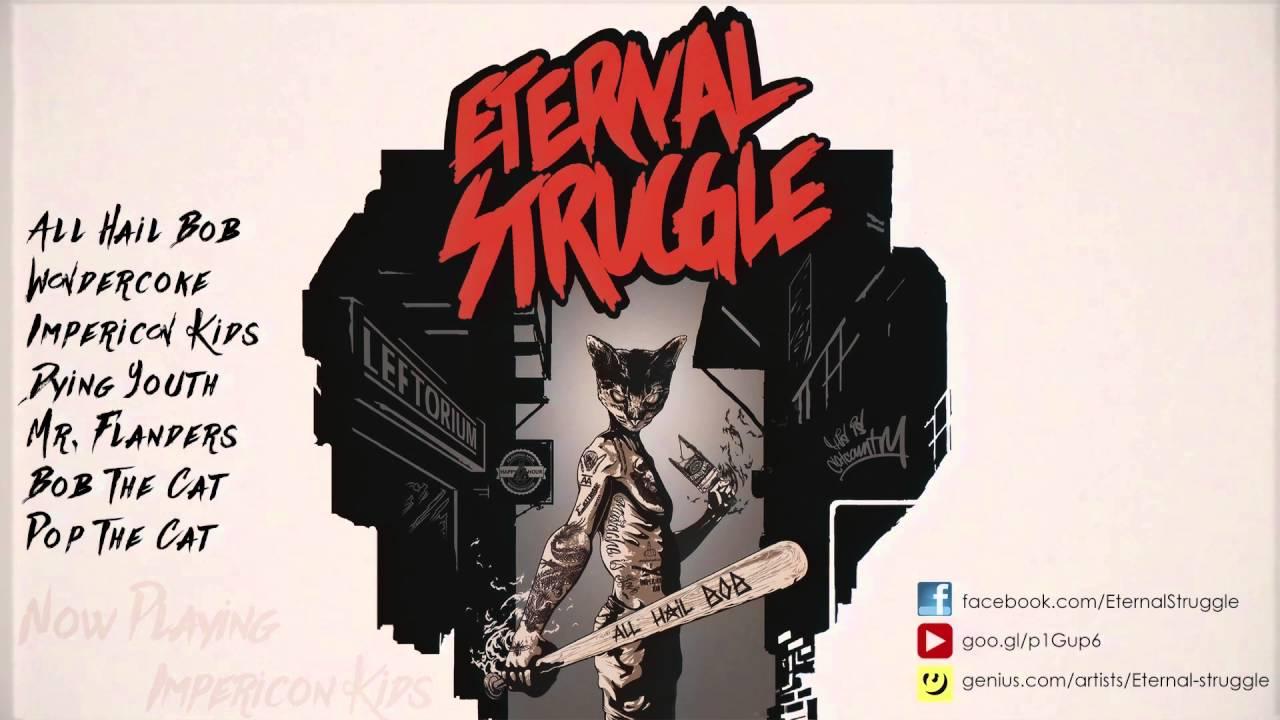 Eternal Struggle - All Hail Bob [Album Teaser] - YouTube