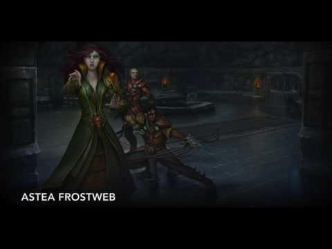 Delve Into Daemonheim - Astea Frostweb