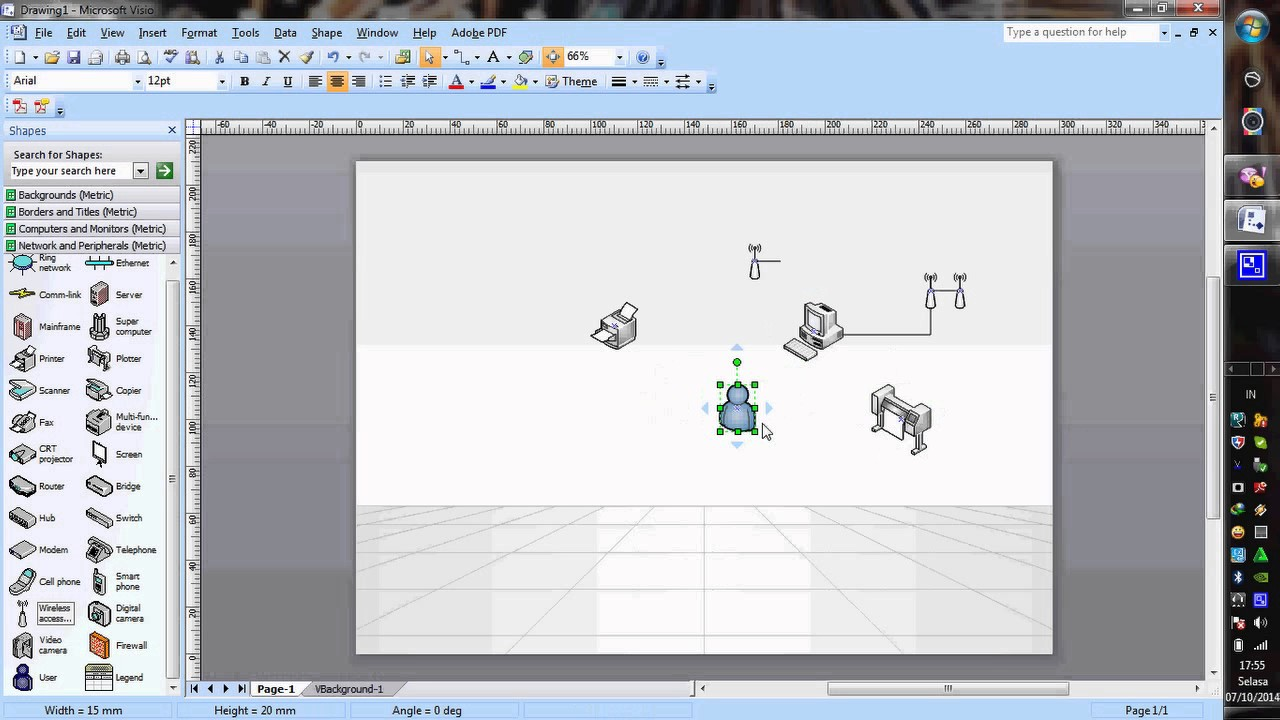 Tutorial Visio 2007