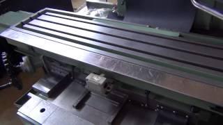 新潟鉄工 NC万能フライス 2UMD 1999年製 P2054