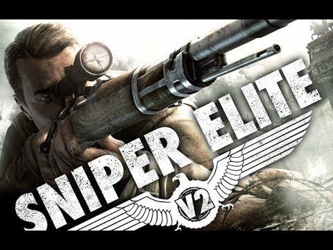 Установка и активация Sniper Elite V2