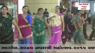 Live Navratri Garba - Charar Charar Maru Chakdol Chale