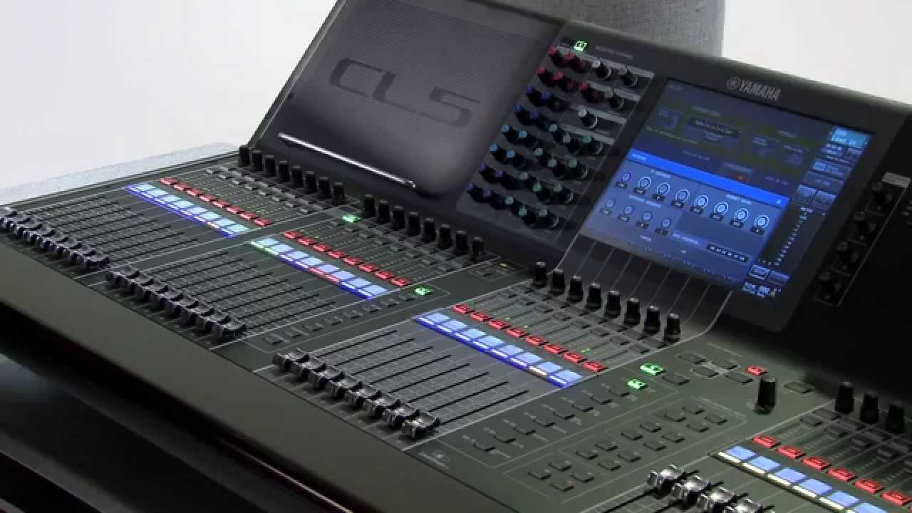 Cl ql series training video using cl ql editor for Yamaha ql 3