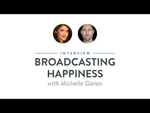Optimize Interview: Broadcasting Happiness with Michelle Gielan