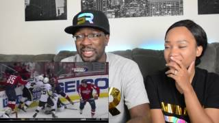 Hockey - Alex Ovechkin Best Hits & Goals REACTION thumbnail