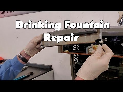 Elkay Drinking Fountain Repair