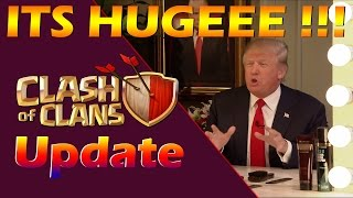 Donald Trump waiting for Clash of Clans Update | Clash of Clans Parody