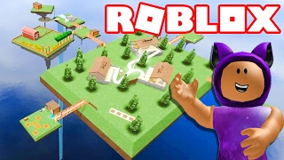 Roblox → SIMULATOR OF LIFE IN THE HEIGHTS!! -Skyblock 2 🎮