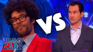 Jimmy Vs The Panellists | BEST OF Big Fat Quiz | Jimmy Carr