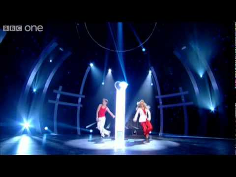 Week 3: Alastair & Hayley - Hip Hop  So You Think You Can Dance  BBC One