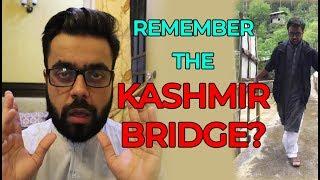 The Fallen Bridge of Neelum Valley   Muhammad Bilal