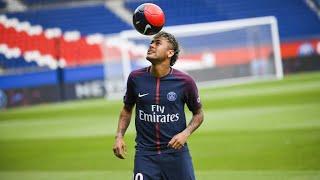نيمار يخاطب جماهير باريس سان جرمان: