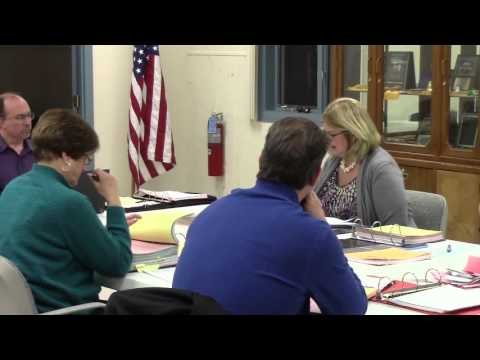 Board of Finance (First Selectman Budget Presentation) March 7, 2016