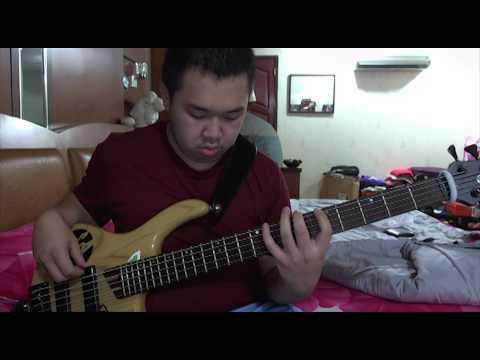 Anggur Baru (Symphony Music) - bass cover